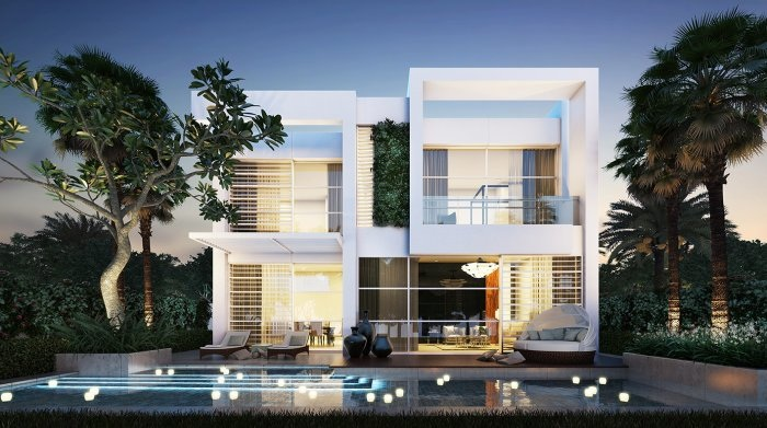 Akoya oxygen hotel villa for House boutique hotel dubai