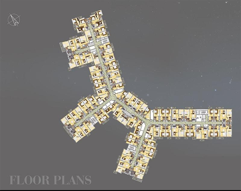 Floor Plan celestia