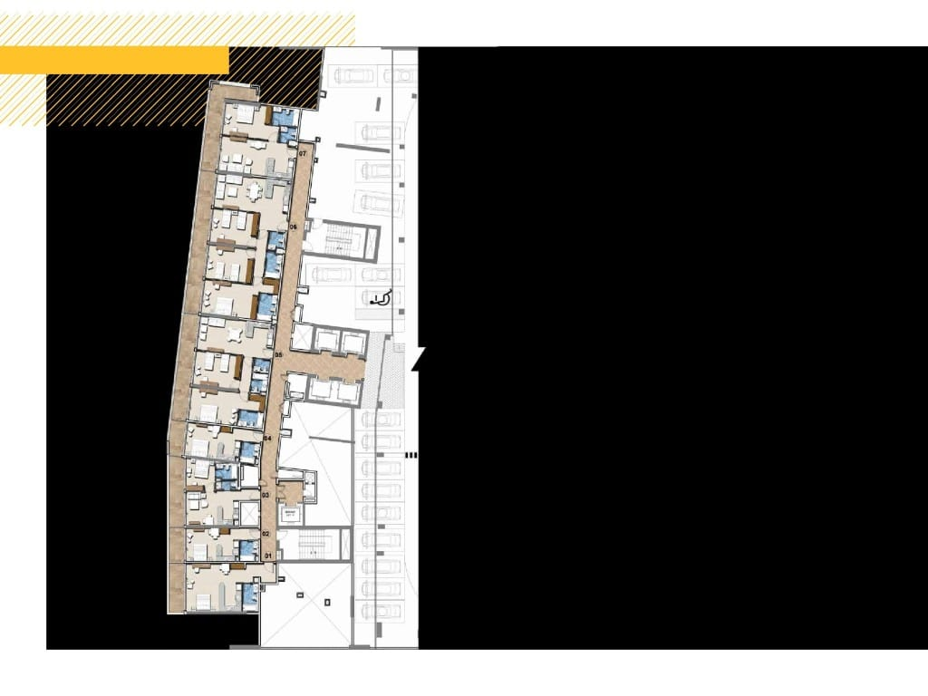 damac vantage floor plan