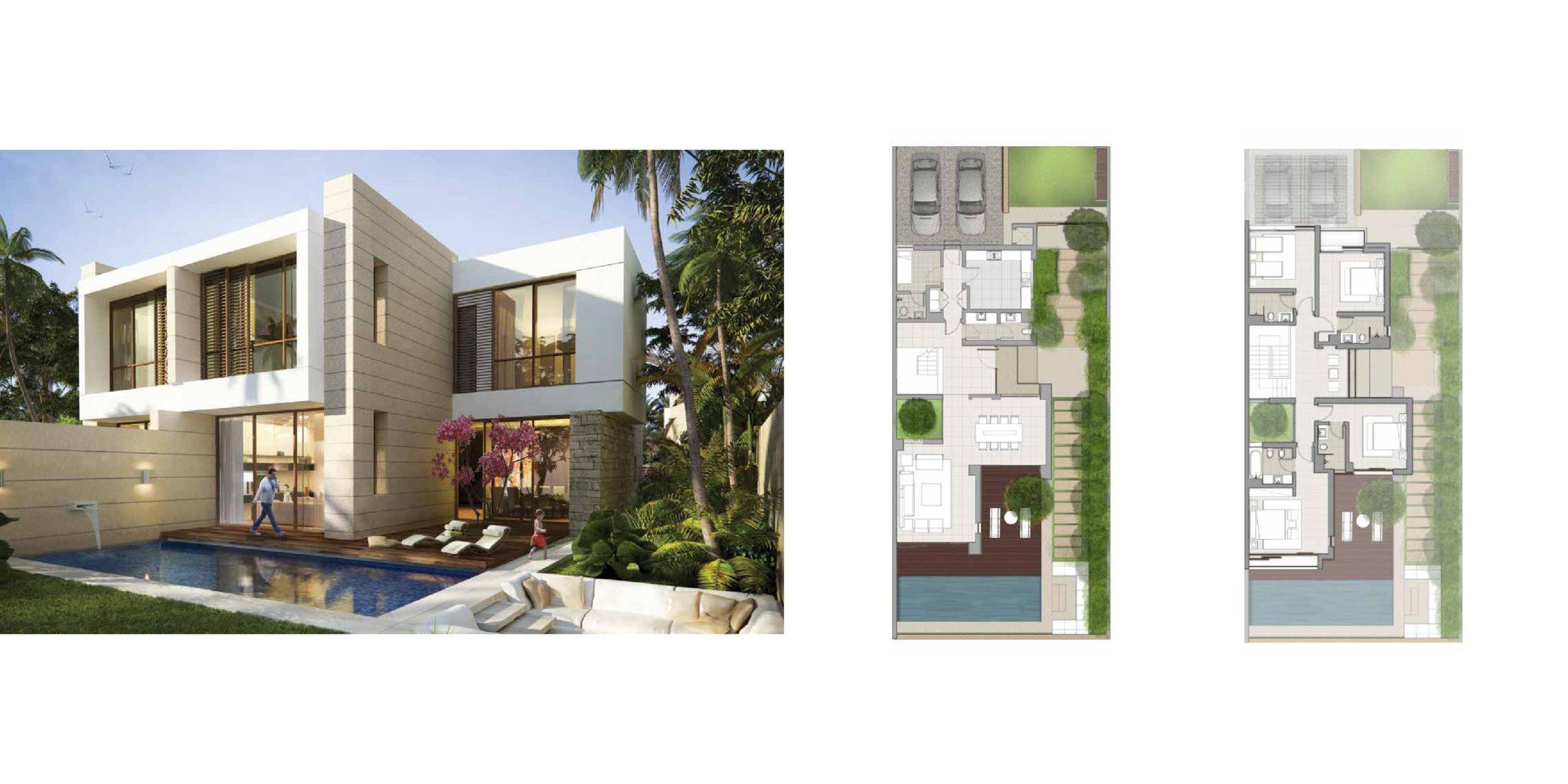 Akoya By Damac park residence