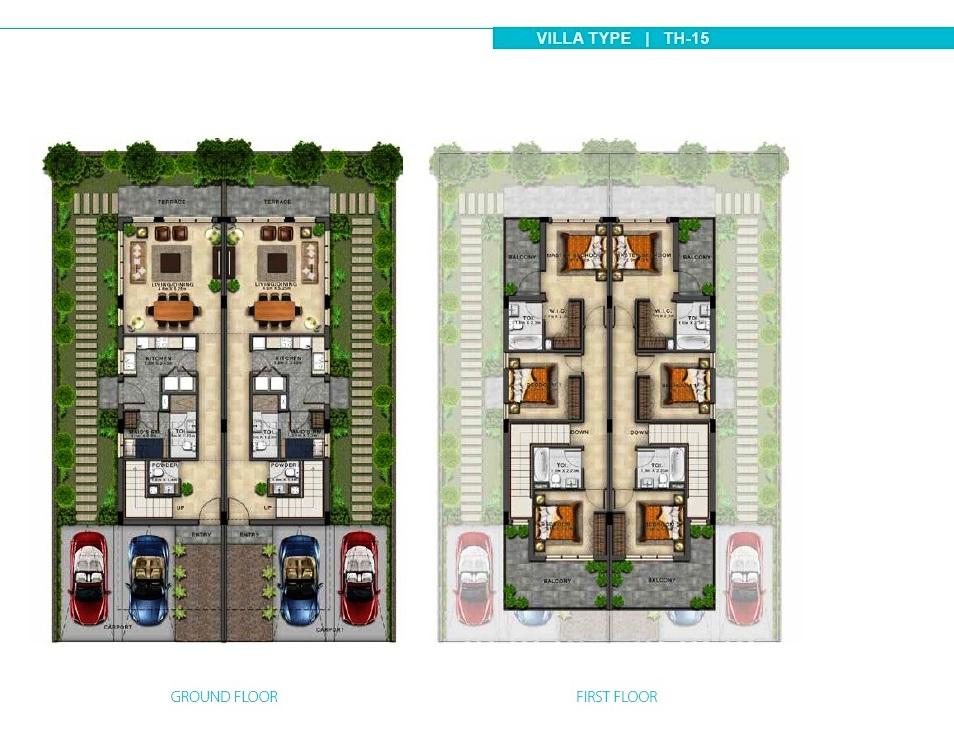 akoya-manarola-th-15 floor plan