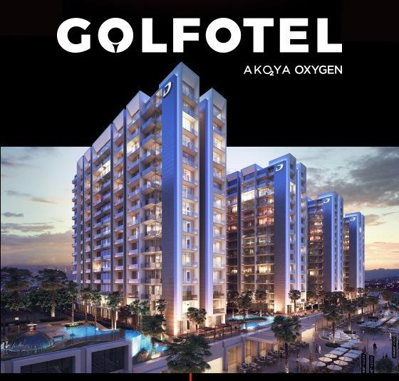 Golfotel Akoya Oxygen