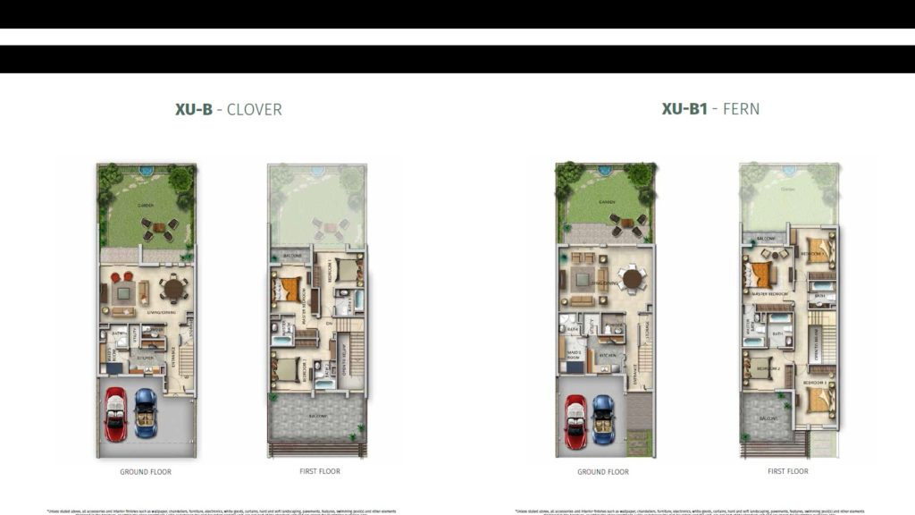 Akoya Oxygen Nova Floor Plan clover
