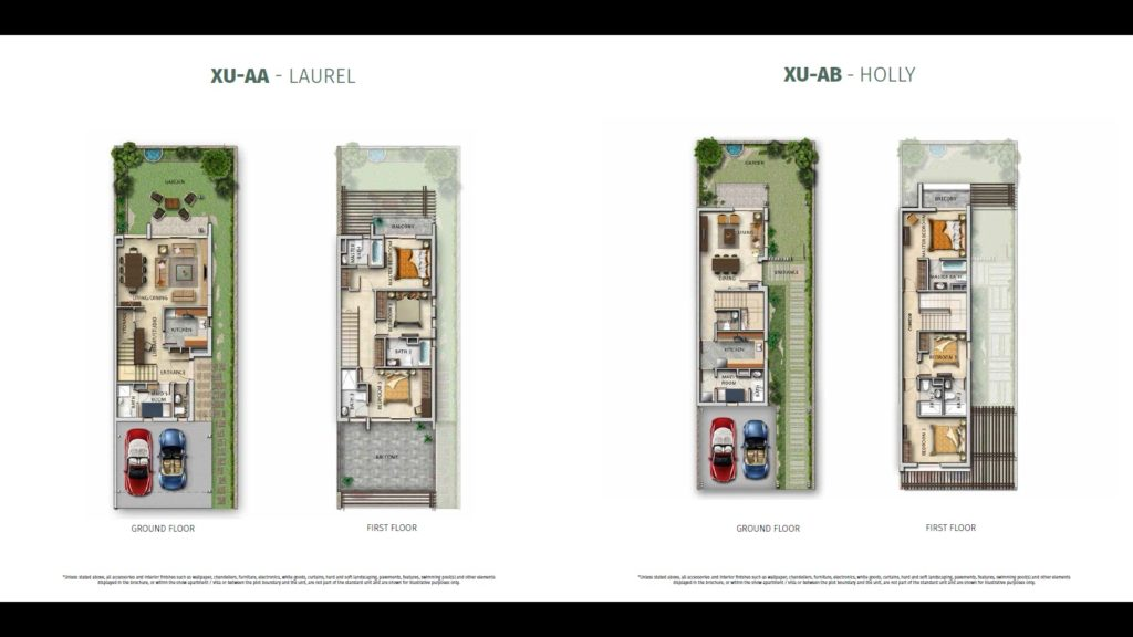 Akoya Oxygen Nova Floor Plan laurel