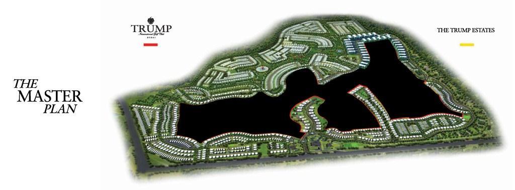 master plan trump villas