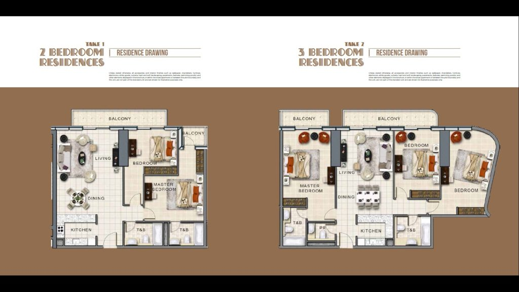 floor plan damac paramount tower dubai
