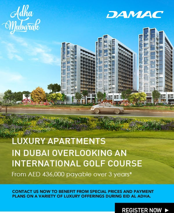 Damac eid Offer