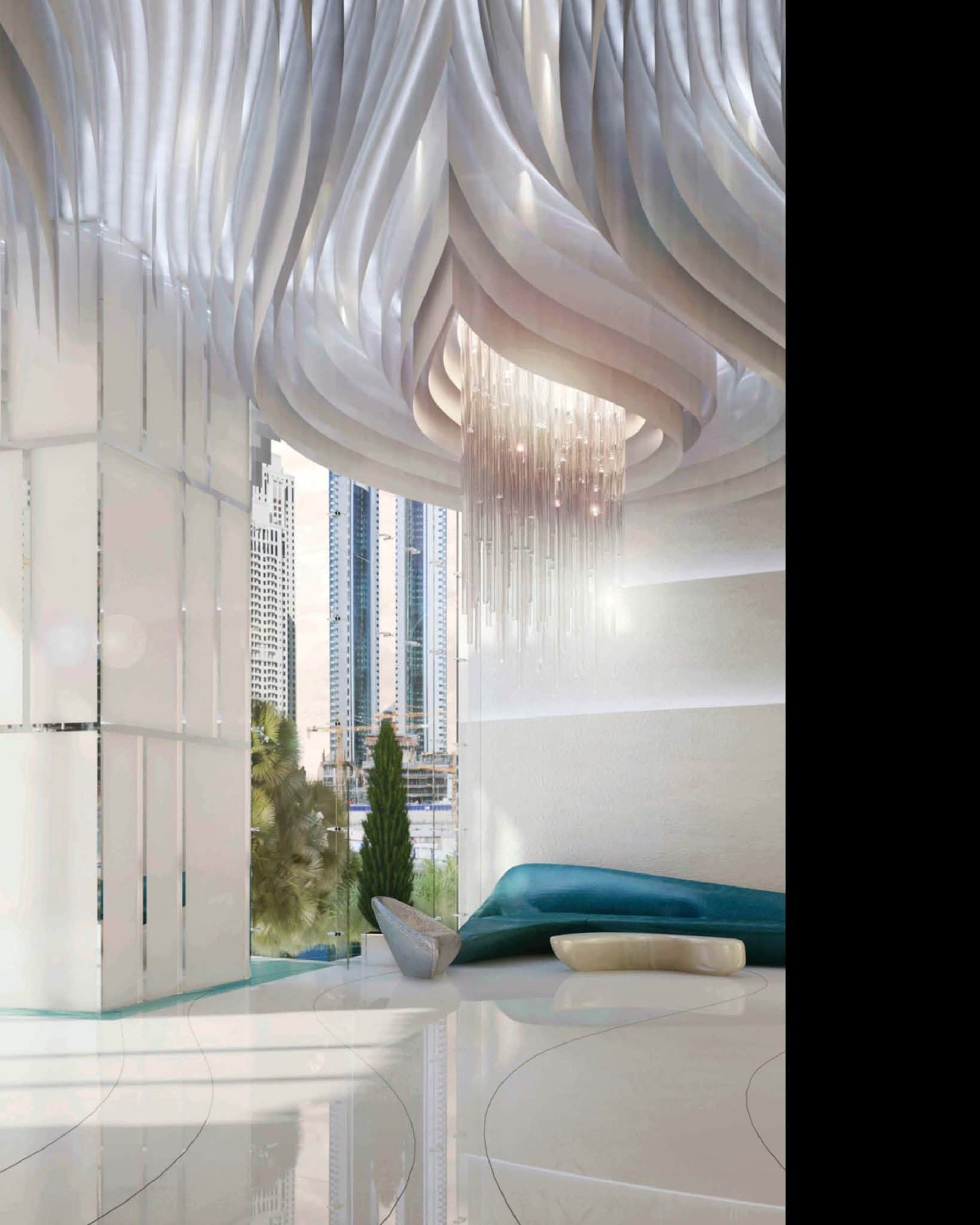 Damac Heights apartments