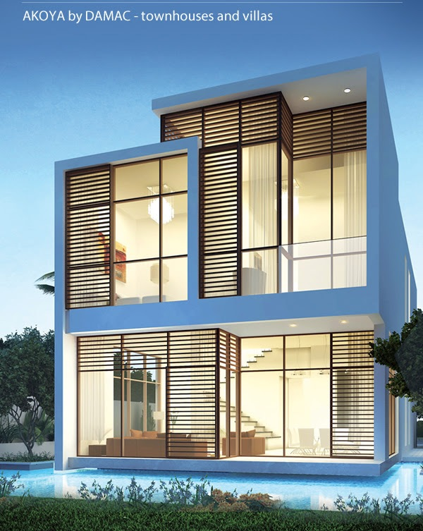 townhouse in akoya oxygen