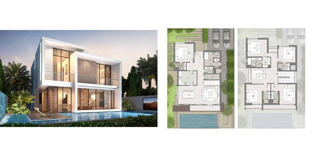 Akoya By Damac masterpiece Villas