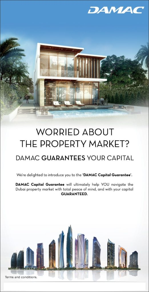 Damac Capital Gauranted