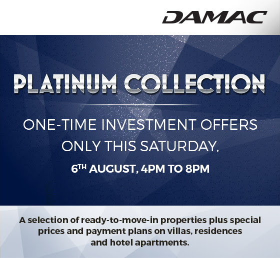 Offers In Dubai Real Estate Projects By Damac
