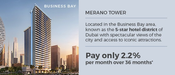 DAMAC  Merano Tower