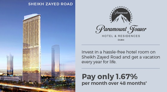 paramount tower offer
