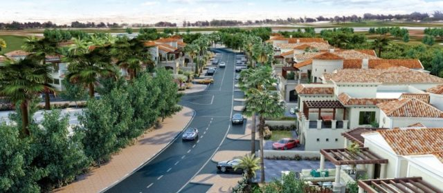 Royal Golf Villas in Jumeirah Golf Estates