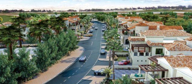 Royal Golf Villas in Jumeirah Golf Estates