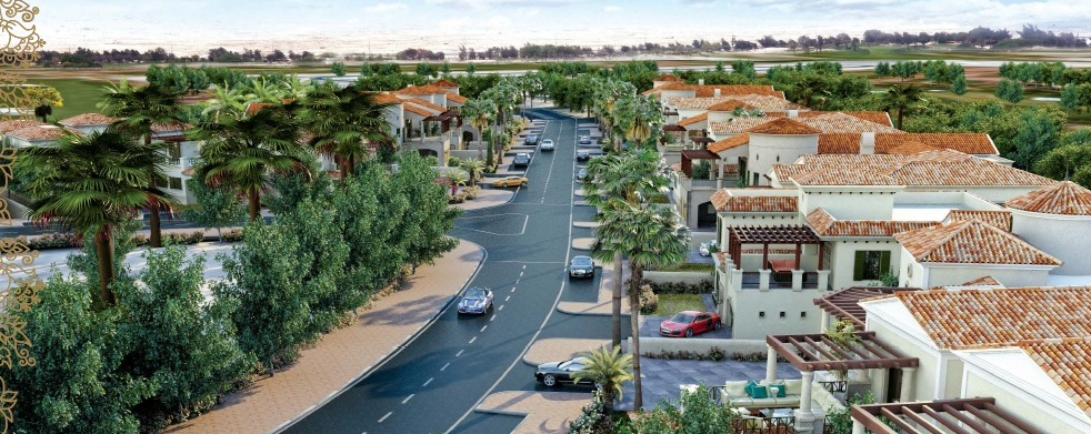 damac Golf Villas