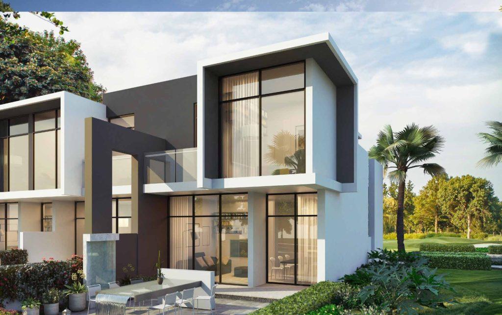 Bahiya Sunny 3 bedroom Villa Akoya Oxygen