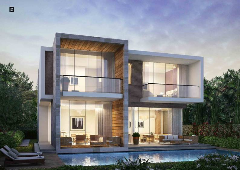 Damac fendi villas