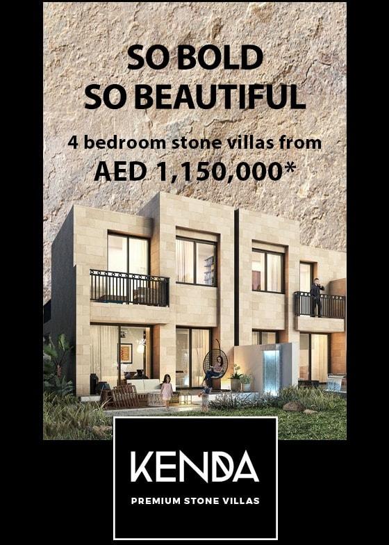 Kenda stone villas in akoya oxygen
