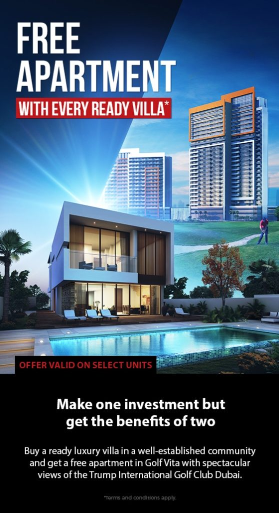 Buy Villa and get Apartment for Free