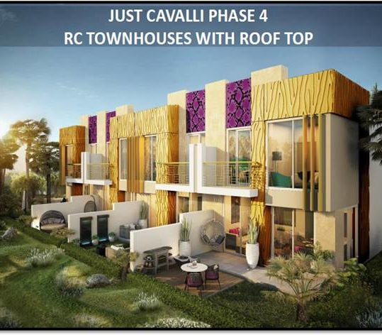 Just Cavalli Villas at AKOYA Oxygen